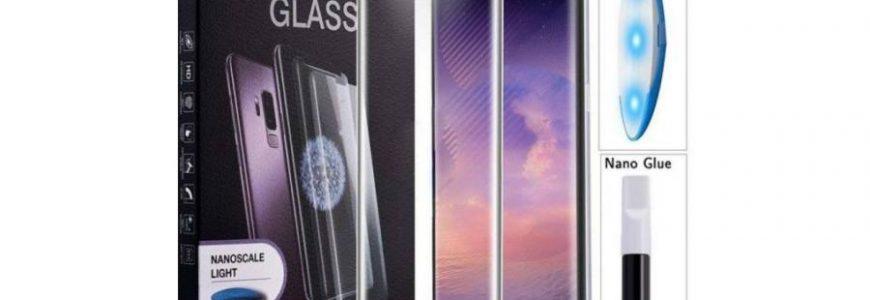kijelzővédő üvegfólia