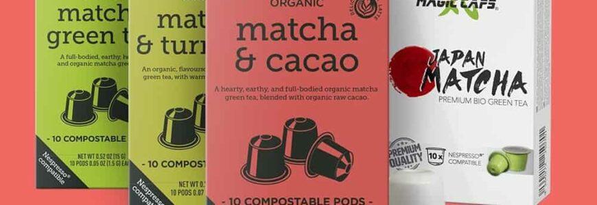 matcha tea ár